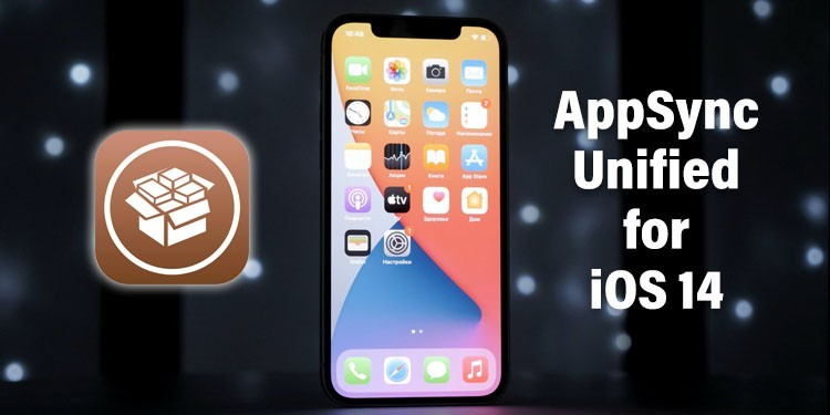 How to install AppSync Unified for iOS 14