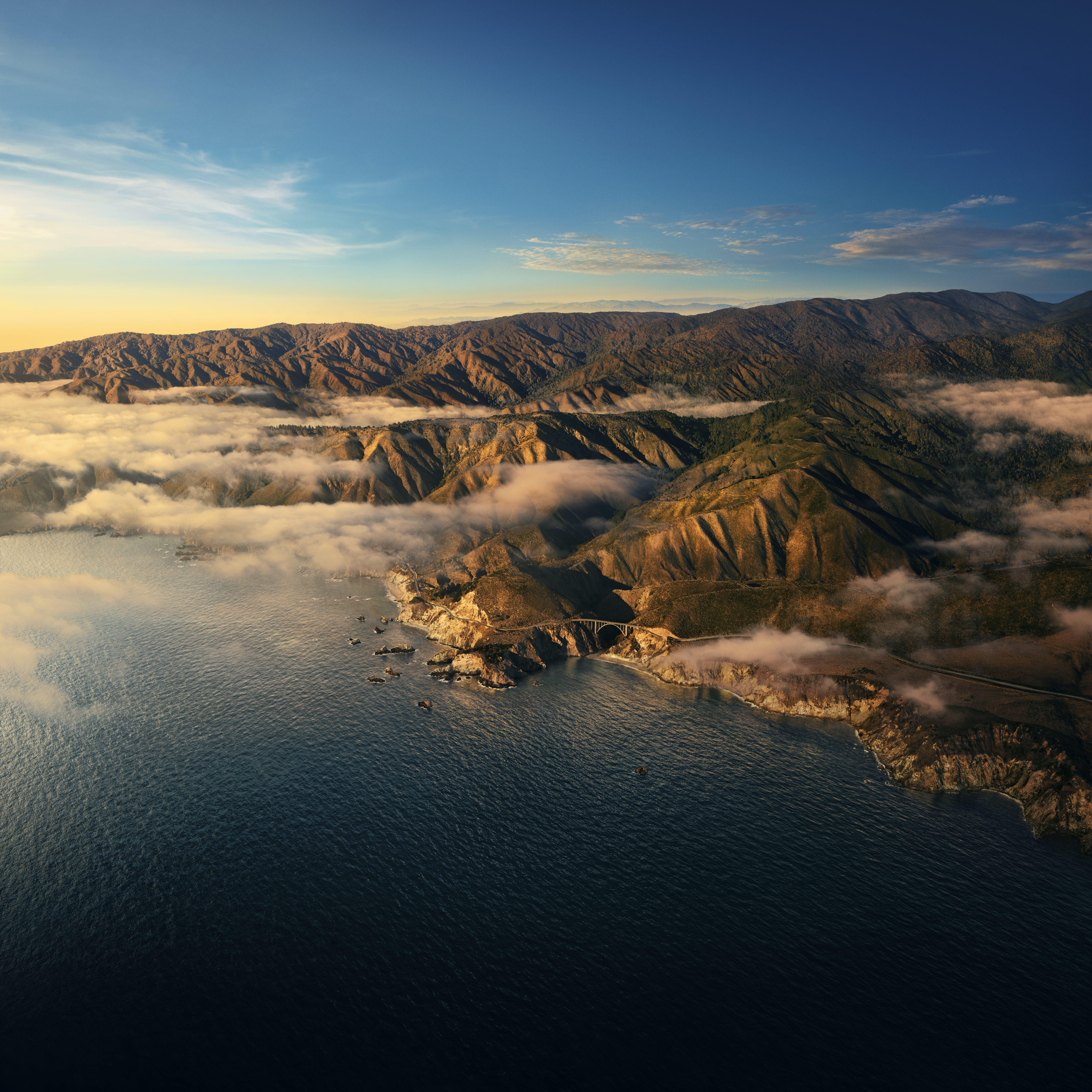 macOS Big Sur Daylight Wallpaper