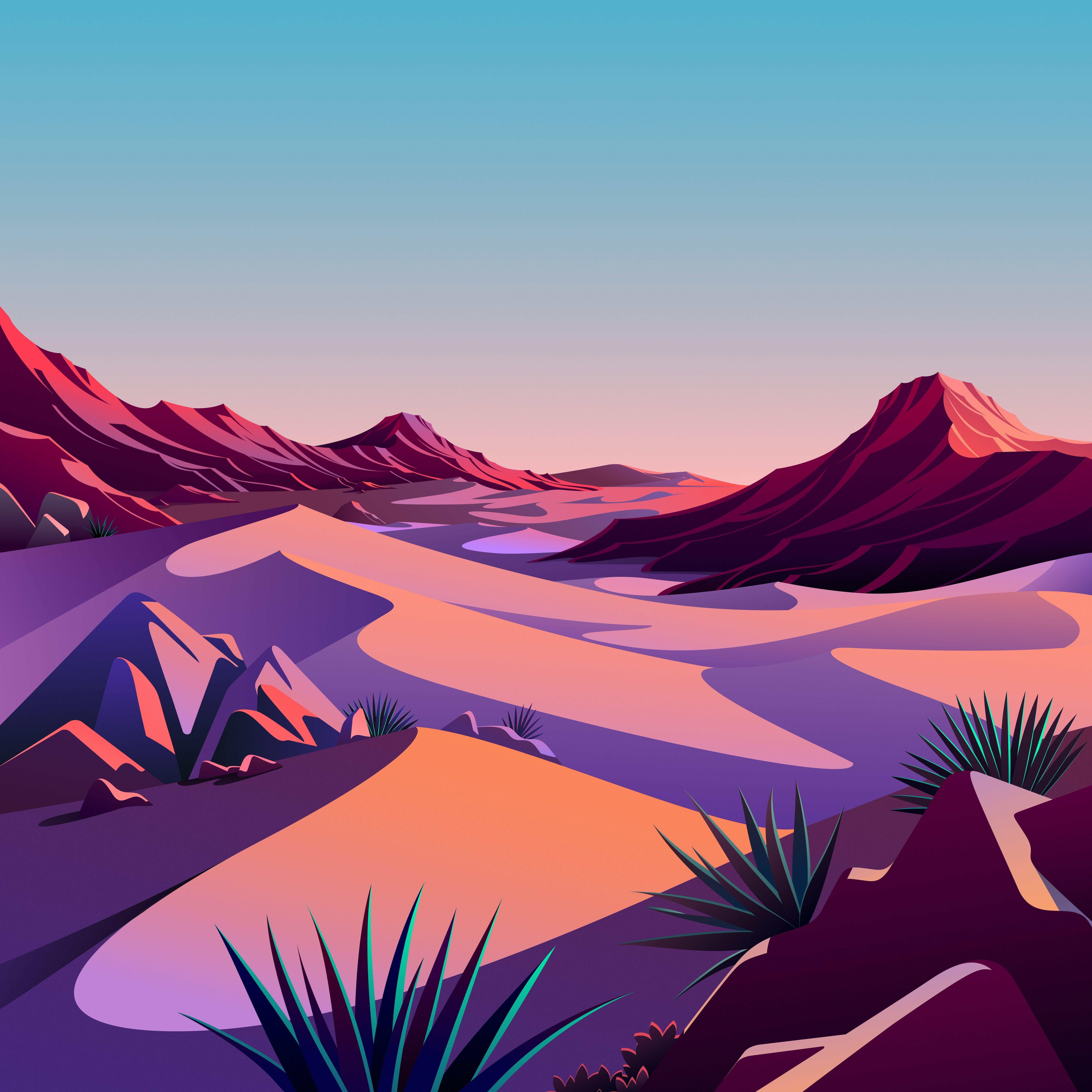 macOS Big Sur The Desert 1 dragged