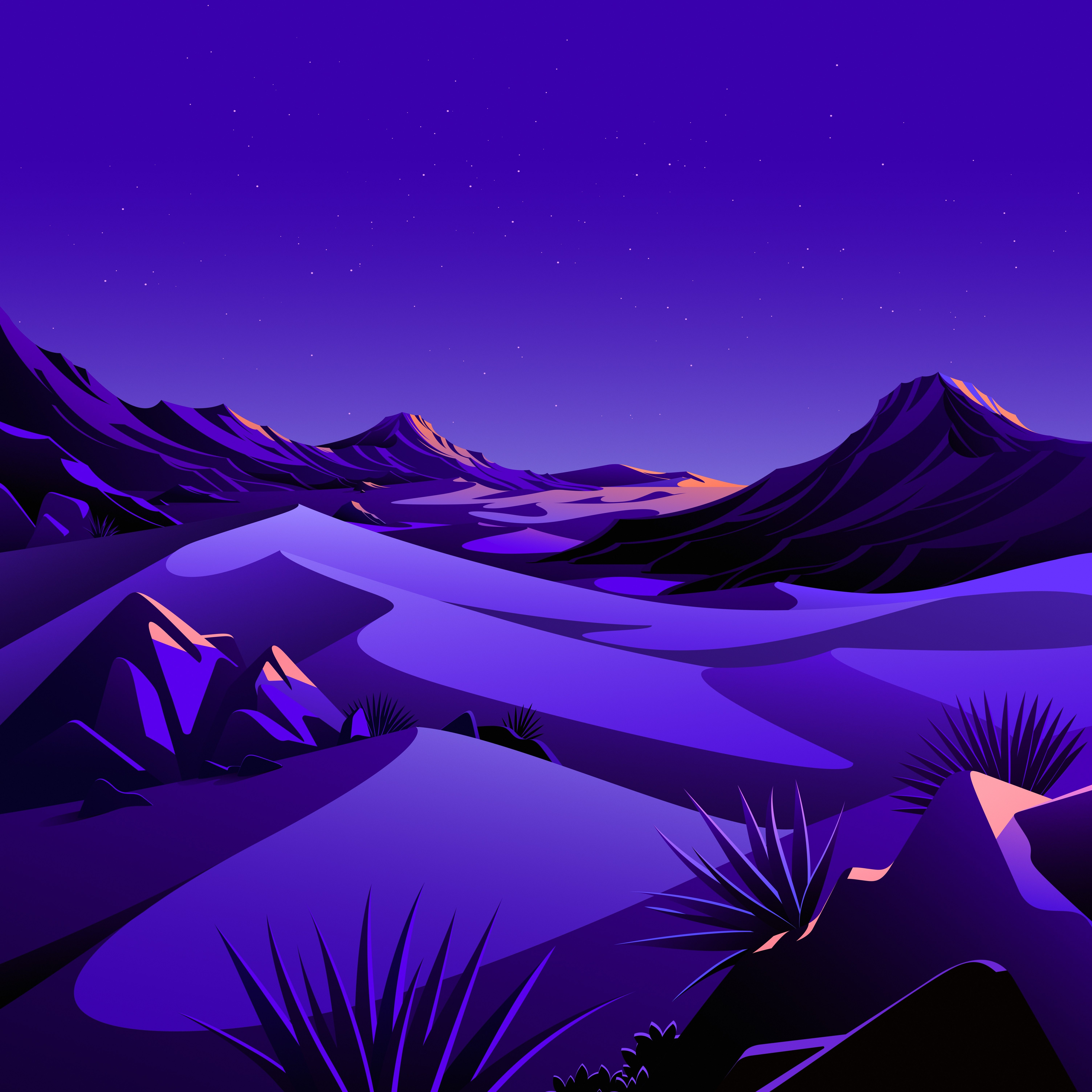 macOS Big Sur The Desert 3 dragged