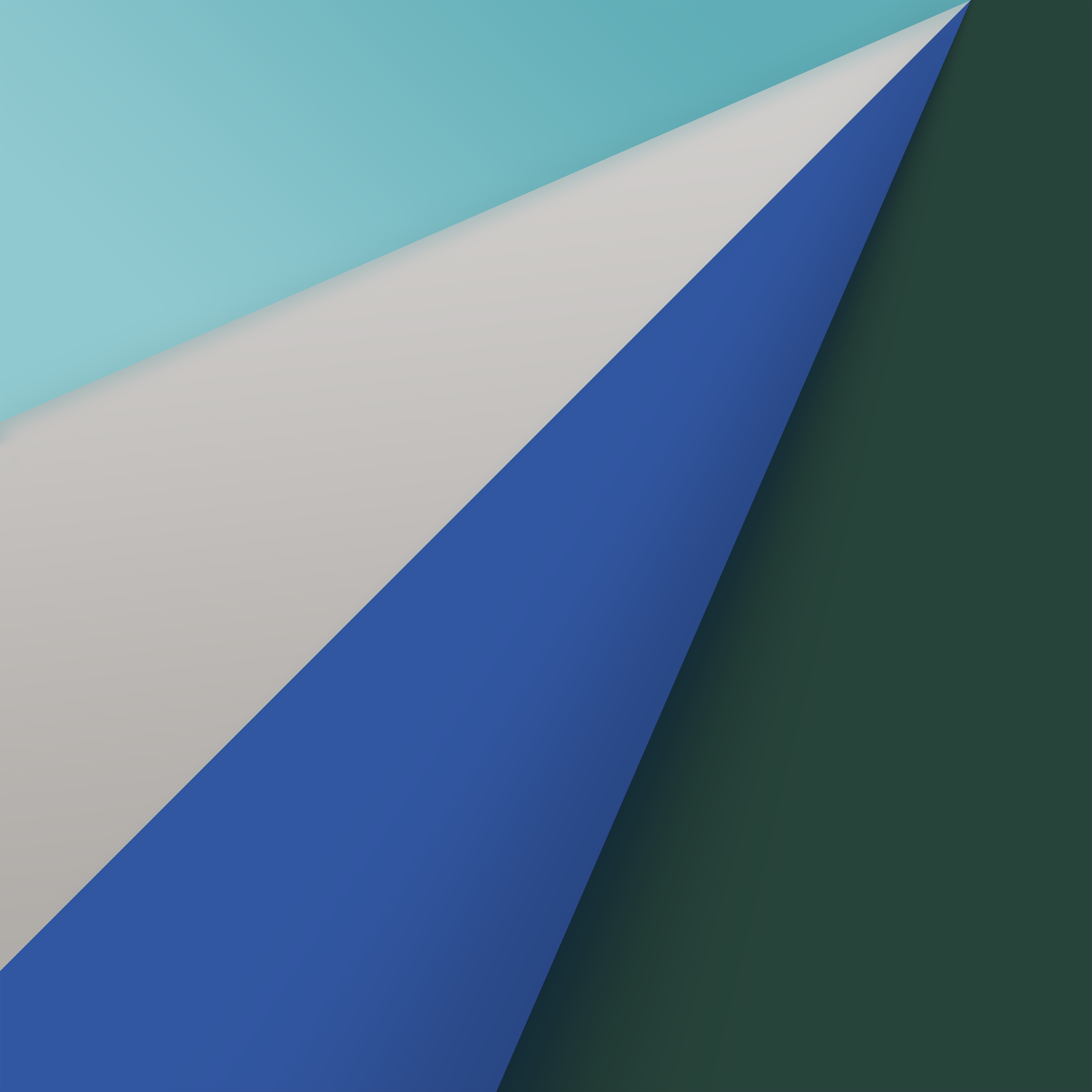 macOS Big Sur Wallpaper Blue