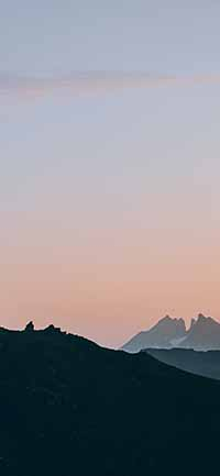 Best Mountain iPhone 12 Pro Max Wallpapers 200x433