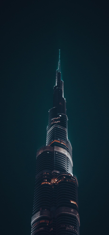 best iphone 12 pro max wallpapers 2021 Burj Khalifa