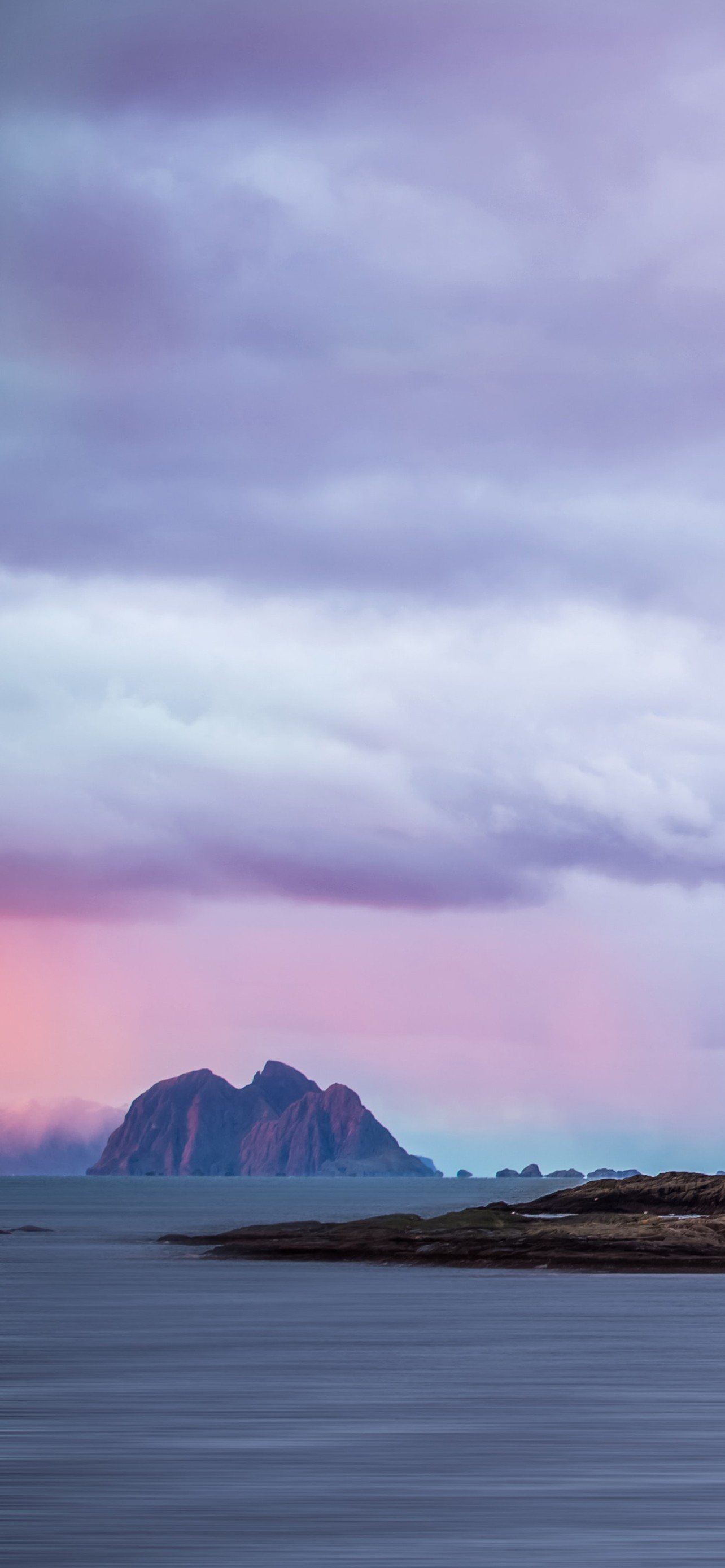 best iphone 12 pro max wallpapers 2021 purple sea
