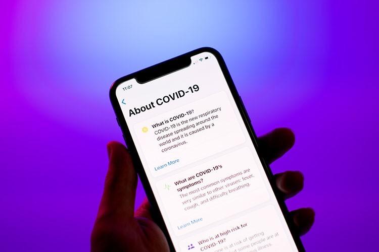 fix COVID-19 exposure notifications bug for older iPhones