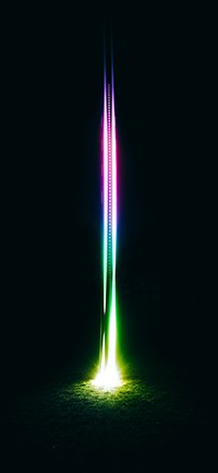 Mysterious Light rays Wallpapers 200x433