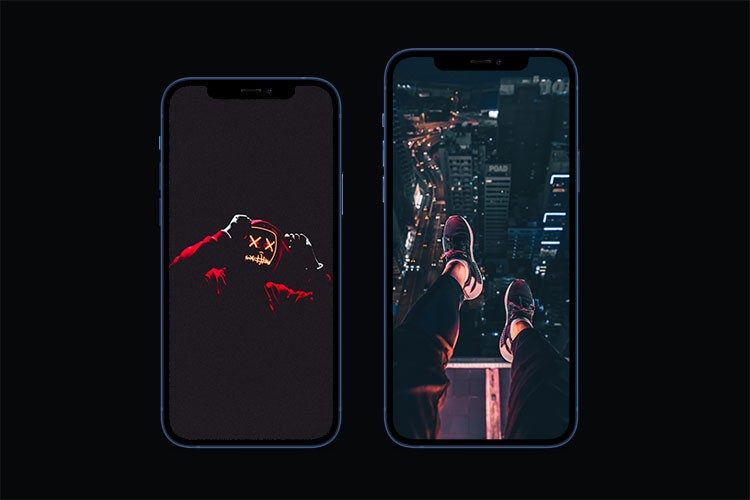 Mysterious iPhone Wallpapers