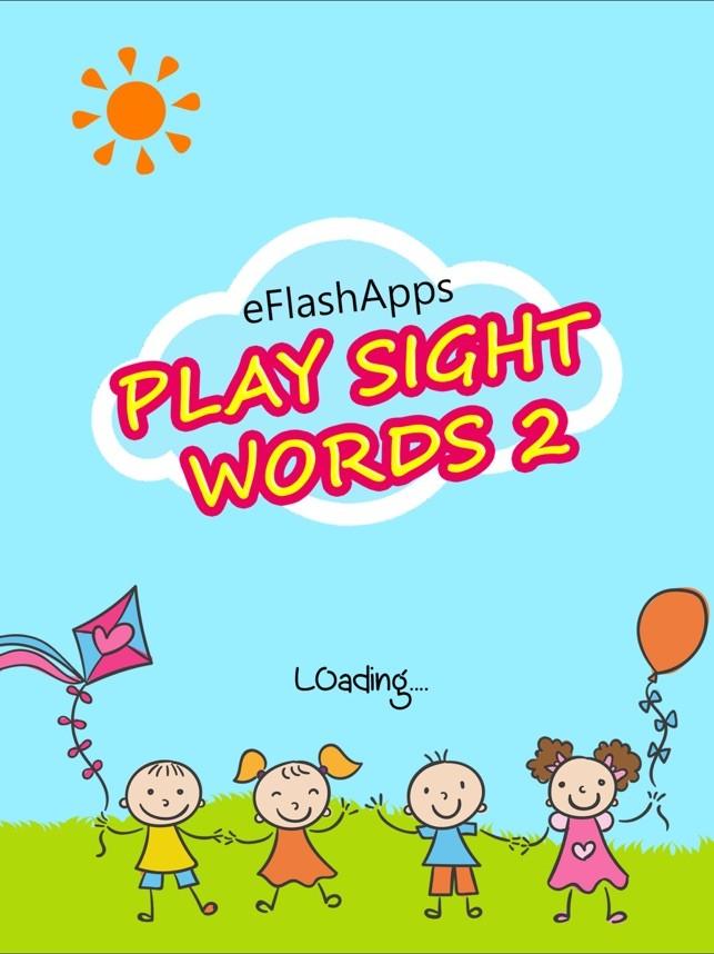 Sight Words 2