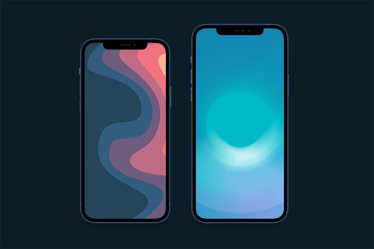 iPhone 12 mini wallpapers download