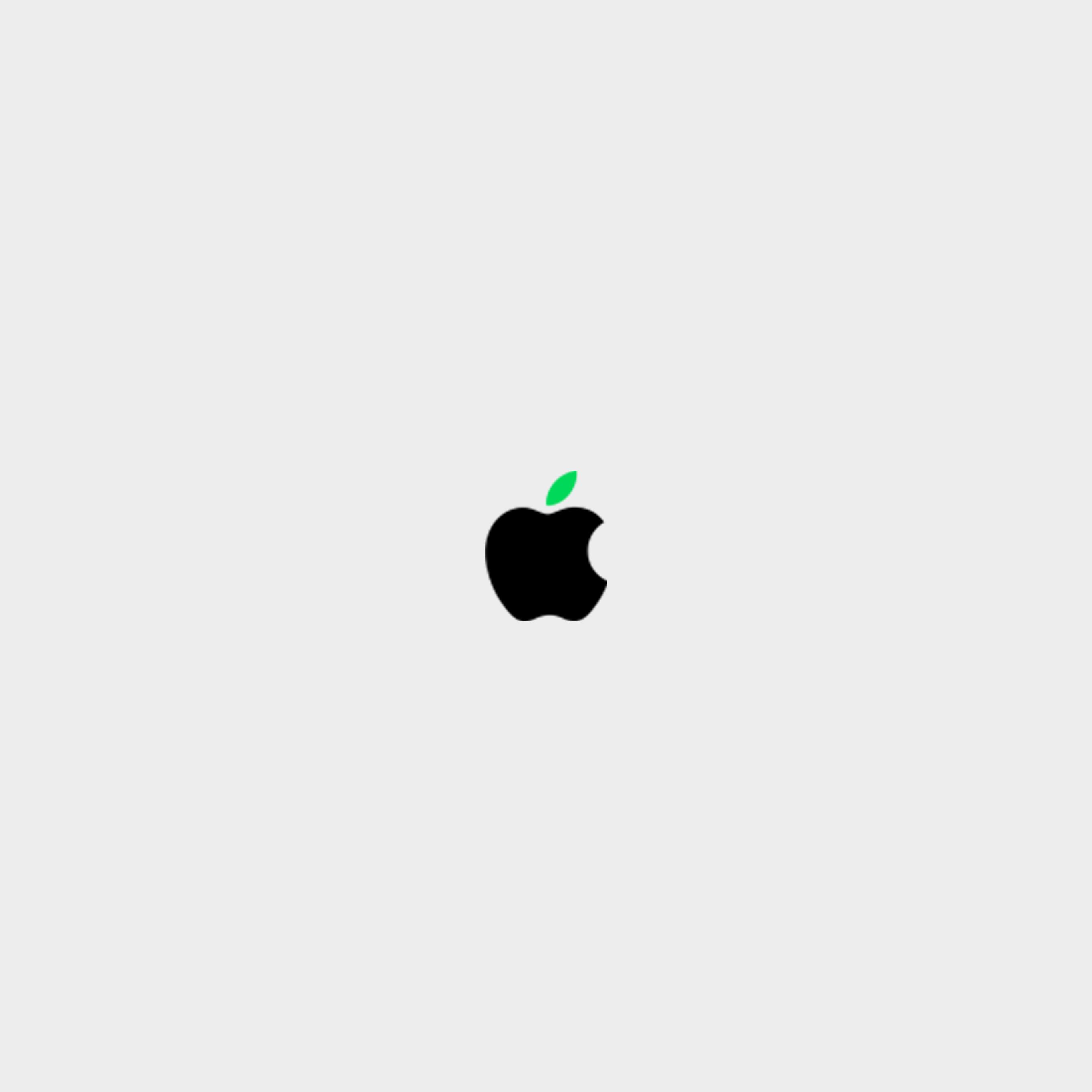 Apple earth day 2021 iPad Pro Wallpaper Apple Logo