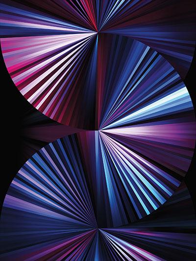 Purple iPad Pro 400x534